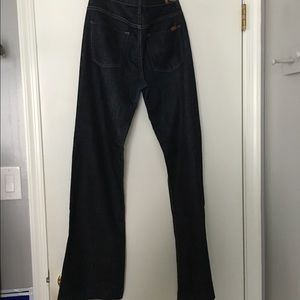 7 for All Mankind Ginger Jeans 29 EUC